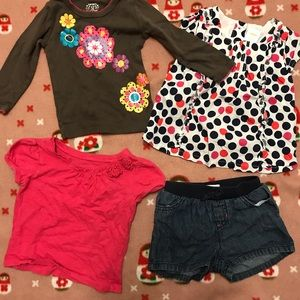 Baby Girl Clothes (12M to 18M)